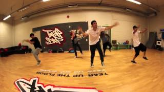 "Anthony Lee ""Stay"" by Rihanna [Branchez Bootleg Remix] (Choreography) 