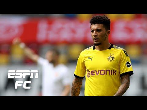 Jadon Sancho prefers Liverpool: Would he start over Mohamed Salah or Sadio Mane?   ESPN FC
