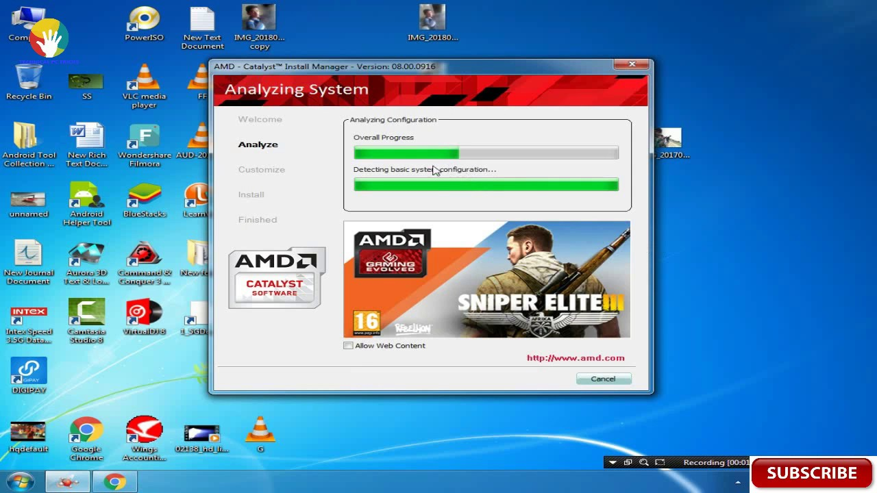 Amd radeon hd graphics drivers download for windows 7 driver easy.