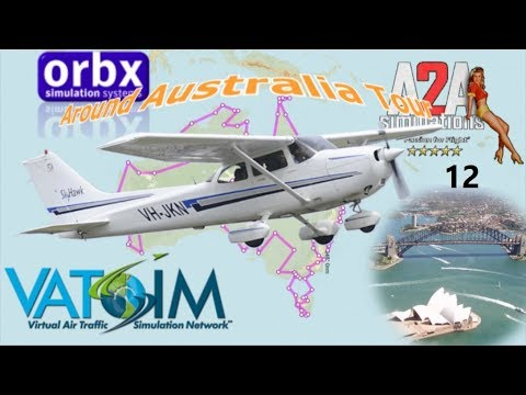 GA Around Australia - Maitland To RAAF Richmond Via Sydney Harbour YWOL And YSBK