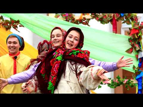 Проводы зимы в Новокуйбышевске 2019