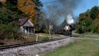 Tennessee Valley 10/20/12: Southern 630 to Summerville