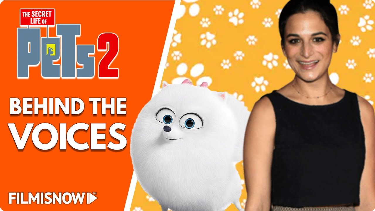The Secret Life Of Pets 2 Discover Who Voiced The Characters Youtube