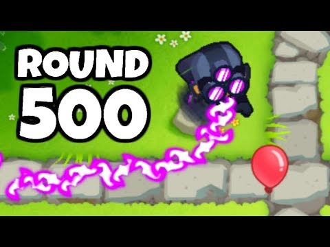 How Long Can You Survive With The New Quincy Buff? (Bloons TD 6)
