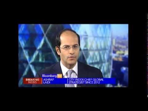 Ashraf Laidi on Bloomberg TV - May 15, 2014