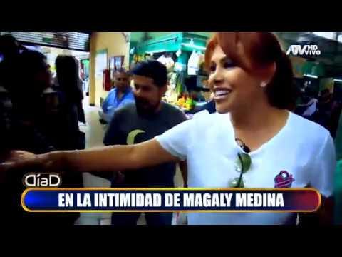 El regreso de Magaly Medina ¿Qué cocina la urraca?