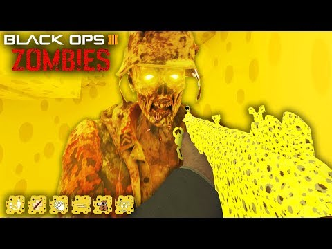 THE BEST ZOMBIES MAP EVER IS BACK *RAGE WARNING*: CHEESE CUBE UNLIMITED! (Black Ops 3 Zombies)
