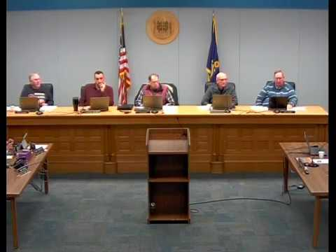 02 21 2018 Board of County Commissioners Meeting