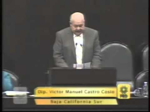 DIP VICTOR MANUEL CASTRO COSIO