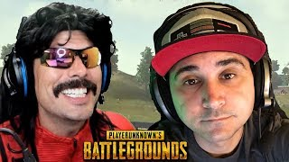 Doc KiIIs Summit1g on BattIegrounds and Funny Moments on PUBG!