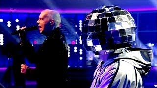 """Pet Shop Boys"" On The Jonathan Ross Show Series 5 Ep 4 2 November 2013 Part 5/5"