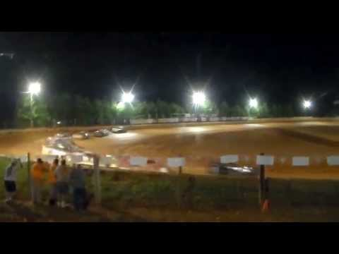 Rolling Thunder Speedway(SECA PRO CRATES) 2nd race 7-11-14