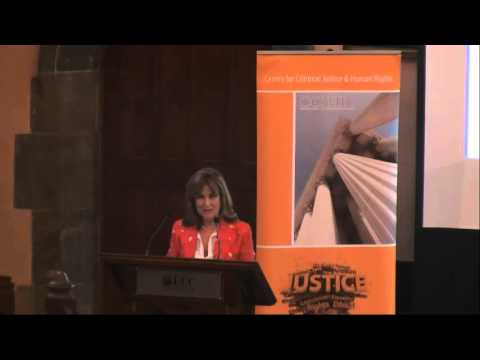 'Securing Justice in an Unjust World', Baroness Helena Kennedy QC for CCJHR