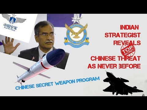 Indian Strategist Reveals Top Secret Chinese Threat To India | Patriots Must Watch