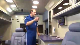 Custom Ambulance for Critical Care Transport