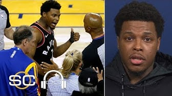 Kyle Lowry breaks down incident with fan, big Game 3 and Nick Nurse's new logo | SVP on SC