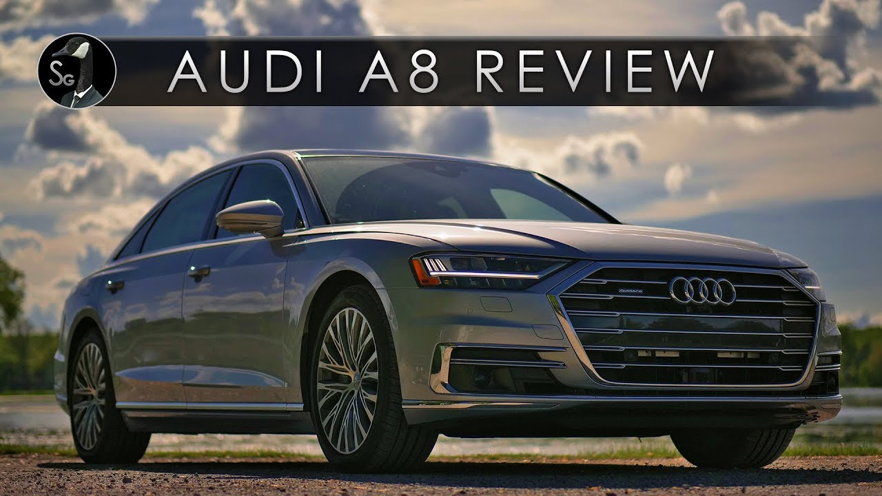 2019 Audi A8L | The Hovercraft of Cars