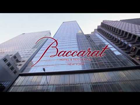 The Baccarat Hotel New York 10019 | Timetostay.com