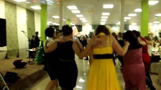 2012. Декабрь. Танец