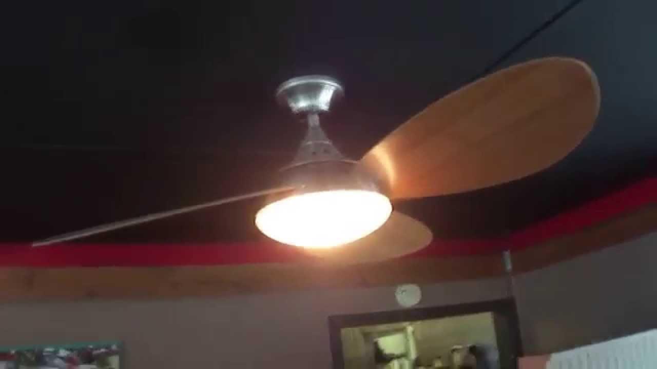 Harbor Breeze Avian Ceiling Fan 5 Of 6 Youtube