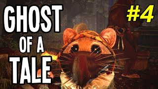 EPIC THIEF MASK and SILAS the FRIENDLY RAT!! - Ghost of a Tale Gameplay Playthrough - Ep. 4