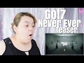 Got7 Never Ever MV Teaser Reaction Are YOU ready???