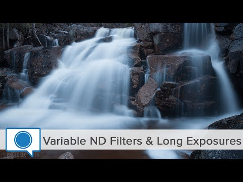 Variable ND Filter vs Standard