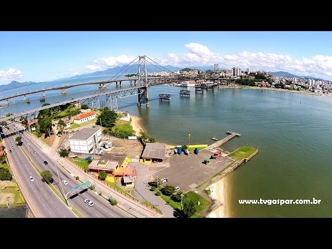 Florianópolis - Santa Catarina      Imagens: TV Gaspar