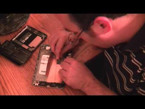 HowTo: Replacing Asus / Google Nexus 7 2012 LCD