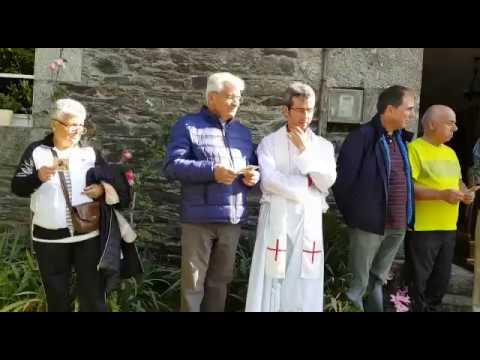 Homenaxe ao santo José María Díaz Sanjurjo en Pol
