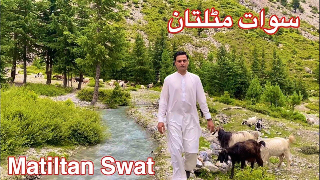 Matiltan Kalam | Swat KPK Pakistan | Kabir Khan Afridi