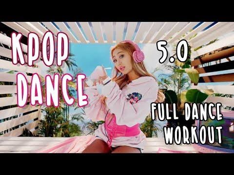 Kpop dance workout 5.0