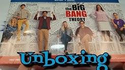 The Big Bang Theory Seasons 1-12 Blu-Ray Boxset Unboxing