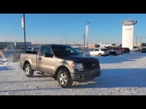2014 Ford F 150 Stx >> 2014 Ford F150 STX Regular Cab 4x4 - YouTube
