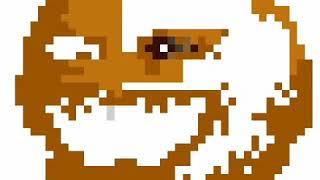 Pixel Annoying Orange