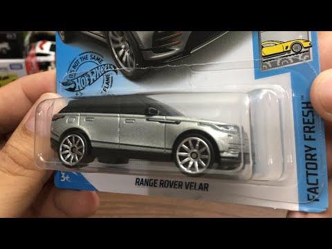 Range Rover Velar - The Best 2019 Hot Wheels Mainline