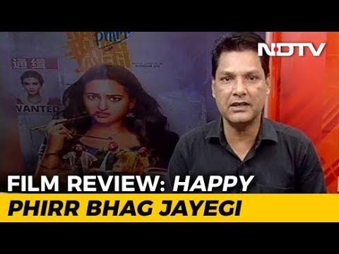 Movie Review Happy Phirr Bhag Jayegi