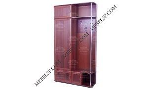 Шкаф для прихожей (арт 441) / Mebelsp.com(Шкаф для прихожей (арт 441) Шкафы: http://mebelsp.com/catalog/furniture/cabinets/ --------------------------------- Интернет-магазин «Мебель Санкт..., 2014-11-10T23:43:11.000Z)
