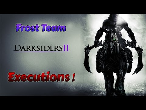 Darksiders 2 - Executions (Remake)