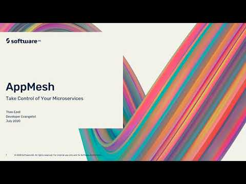 AppMesh: Take Control of Your Microservices & API Management