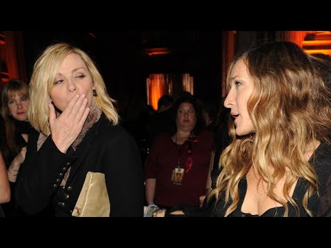 Kim Cattrall Calls Out Sarah Jessica Parker: 'I Don't Need Your Love'