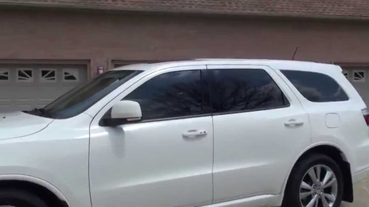 hd video 2012 dodge durango rt hemi awd for sale see www sunsetmotors com youtube. Black Bedroom Furniture Sets. Home Design Ideas