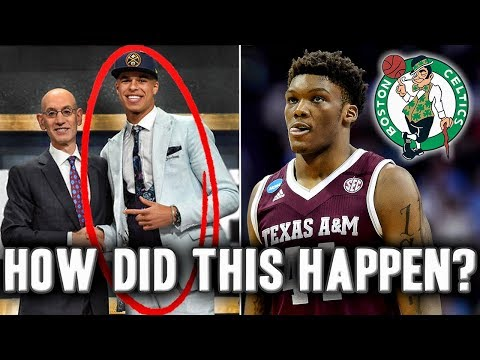 5 Players That Fell Like Crazy In The 2018 NBA Draft