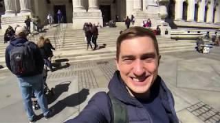 Витя Поехал в Нью-Йорк снова E09: библиотека, акробаты на таймс-сквер, m&m's, yankees и дорога домой