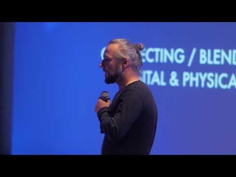 Wieslaw Bartkowski - Embodied Interaction Design | TWF 2016