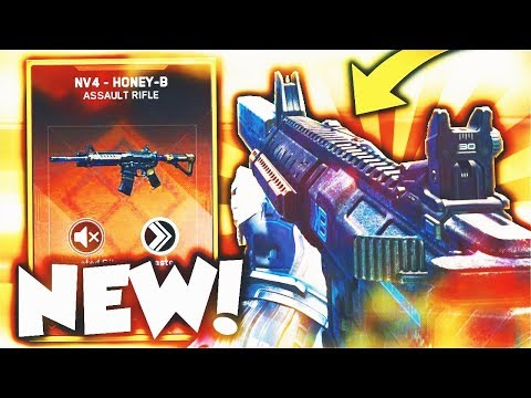 NEW EPIC HONEY BADGER in Infinite Warfare! (Free Epic NV4 - Honey-B)