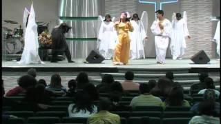 pantomima arrebato nancy amancio grupo de artes maranatha puerto ordaz