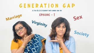 Generation  Gap - Episode 1 | Ranjini Haridas  Vlogs