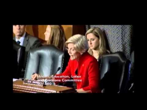 Senator Elizabeth Warren - Strengthening Education through Research Act