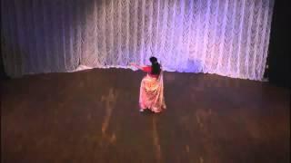 Индийский танец читтиян калаиян /Indian dance Chittiyan kalaiyan ve